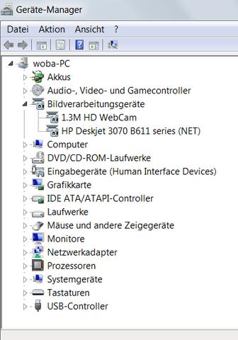 Gerätemanager - (Picasa, Gerätemanager)