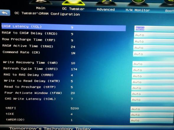 UEFI - (Mainboard, RAM, Arbeitsspeicher)