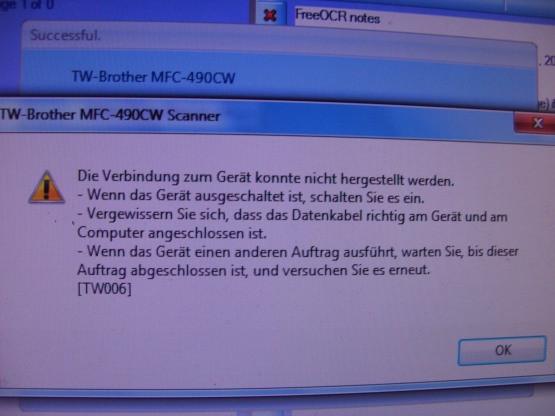 - (Treibersoftware, Treiberprobleme)