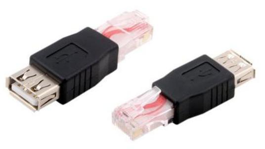 USB Festplatte mit Adapter auf LAN??