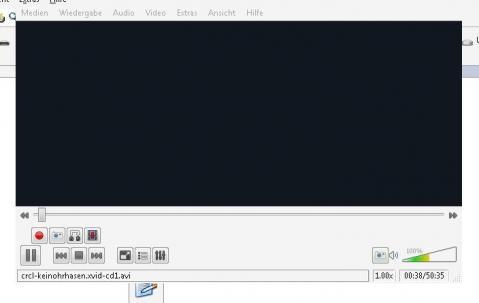 - (Video, VLC, Videowiedergabe)