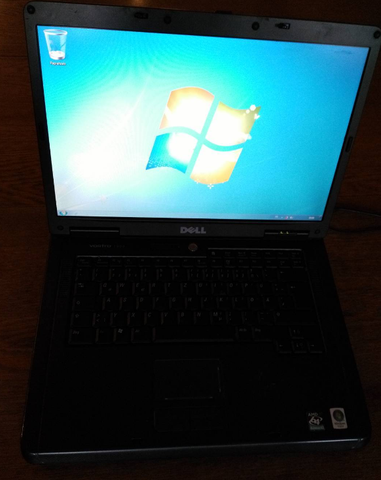 Dell 3 - (Laptop, Monitor, defekt)