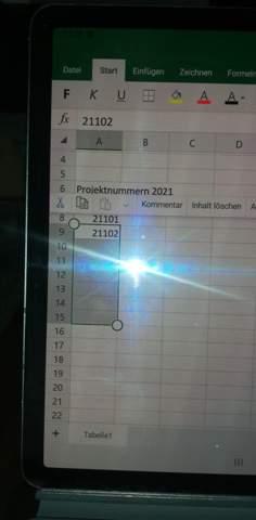 Was für eine Excel-Version ist es?