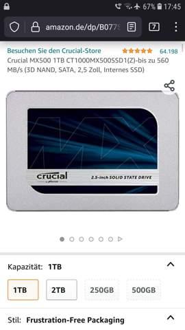 Welche SSD ist besser?