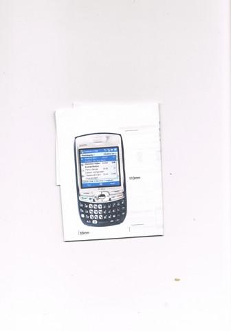 - (Palm Treo 750, Palm Treo Problem, Wie Klingelton ändern)