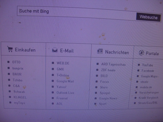 Bing - (BING muss weg, Wie Bing weg)