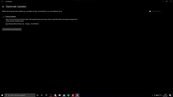 Wie kann ich fixen, dass Windows mir immer eine alte Radeon, bzw. AMD Software downloaden möchte?