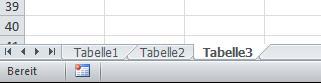 """Wie kann man in Excel eine """"Bedingte Formatierung"""" auf alles anwenden?"""