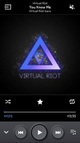 Auf meinem Handy (Screenshot) - (Windows Media Player, Album Cover)