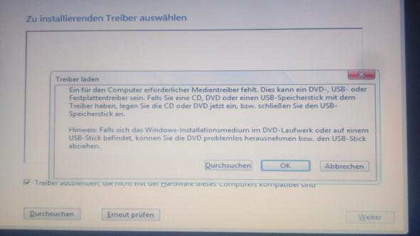 - (Windows, Treiber, Installation)
